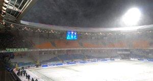 Başakşehir-Bursaspor maçı ertelendi, sosyal medya yıkıldı