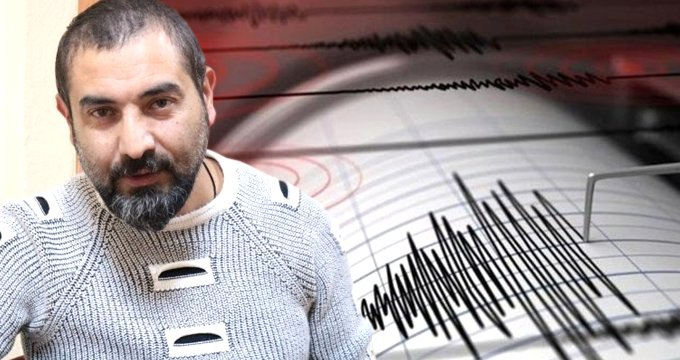 Depremleri önceden bilip sosyal medyadan paylaşıyor
