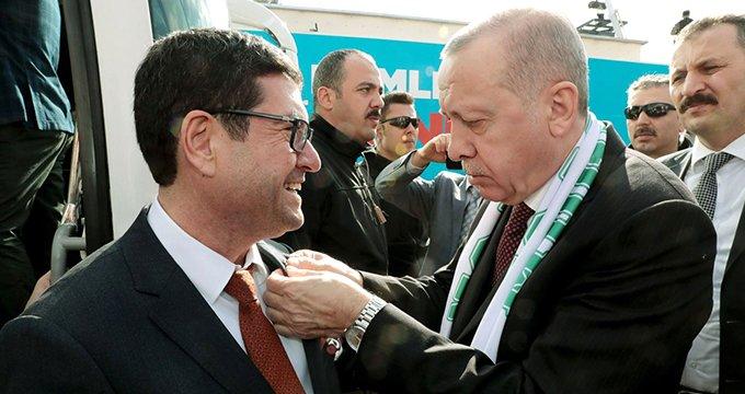 Rozetini Erdoğan takmıştı, 6 yıl önceki görüntüsü olay oldu!