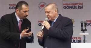 Son dakika telefonu Erdoğana miting böldürdü