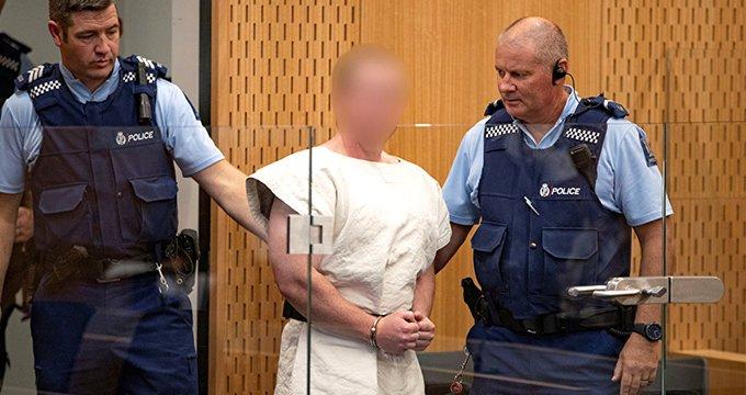 Cami katliamı yapan teröristin ailesi ilk kez konuştu!