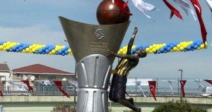 Fenerbahçenin Euroleague anıtı açıldı