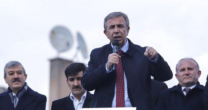 Hakkında soruşturma açılan Mansur Yavaş'ın avukatından ilk açıklama