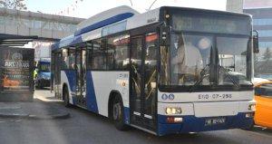 Belediye otobüsünde iğrenç olay! Şoför anında kapıları kilitledi