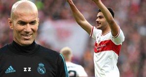 İspanyollar Ozan Kabakı duyurdu! Zidaneın aşkı bitmiyor
