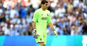 Porto, Casillas ile nikah tazeledi!