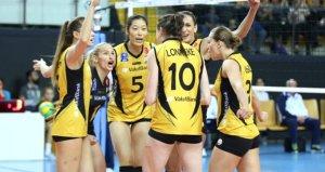 VakıfBank, CEV Şampiyonlar Liginde yarı finalde!