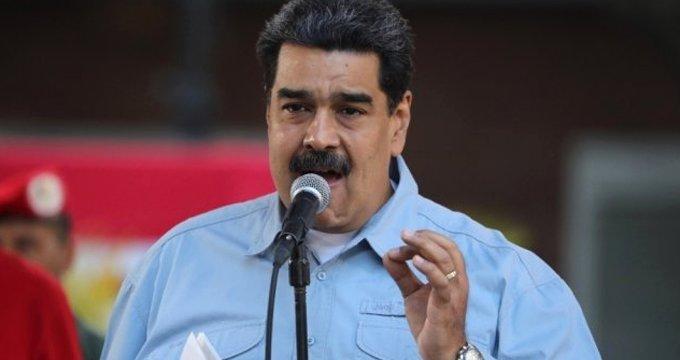 Maduro'dan ambargo için karşı hamle geldi