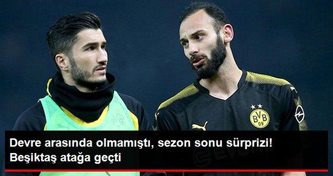 Devre arasında olmamıştı, sezon sonu sürprizi! Beşiktaş atağa geçti
