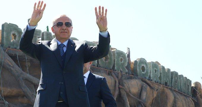Erdoğan'ın telefon kılıfındaki detay dikkat çekti