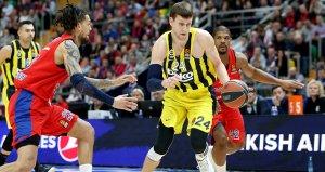 Fenerbahçe Beko, CSKA engelini aşamadı!