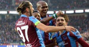 Süper Ligin en değerli iki ismi Trabzonspordan