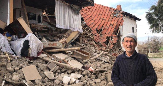Türkiye beşik gibi sallanıyor! Denizli'den sonra bir kentte daha deprem