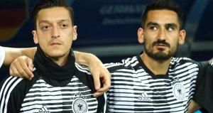 Almanyada ikinci skandal! Mesut Özilden sonra İlkaya da saldırdılar