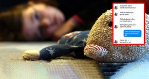 Anne, kızına istismarda bulunan sapığın mesajlarını ifşa etti