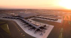 Bakan rakamları tek tek açıkladı! İstanbul Havalimanı hızlı başladı