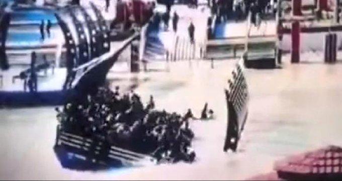 Dicle Nehri'ndeki Facia Anı Kamerada! 93 Kişi Böyle Can Verdi!