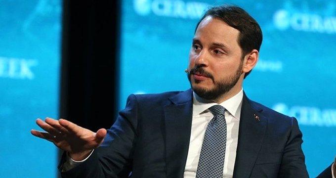 Hazine ve Maliye Bakanı Berat Albayrak'tan dolar kuru yorumu
