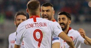 İlginç istatistik! Cenk Tosun, Arnavutluku seviyor