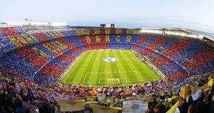 Manchester Uniteddan Barcelona maçı için taraftara destek