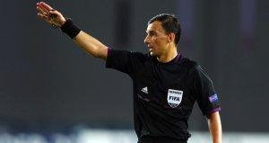 Türkiye-Moldova maçının hakemi belli oldu
