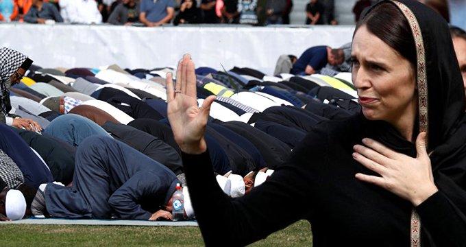 Yeni Zelandalı Başbakan, Hz. Muhammed'in sözleriyle halka seslendi