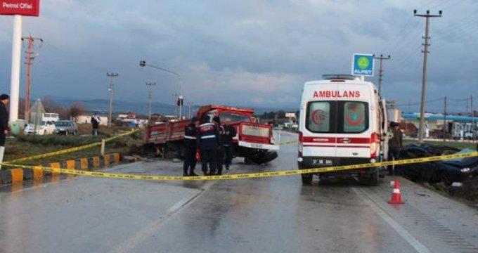Korkunç kaza sonrası 3 uzman çavuştan acı haber geldi