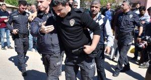Polis memuru, ihbar üzerine gittiği evde hayatının şokunu yaşadı