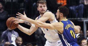 Dallas Mavericks, Golden Statee fark attı!