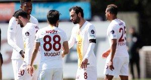 Galatasaraydan gollü prova!