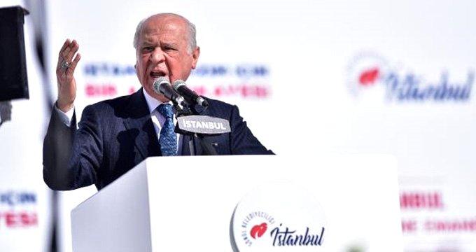 Yenikapı'dan HDP Eş Genel Başkanı'nı topa tuttu: Alçaklıktır