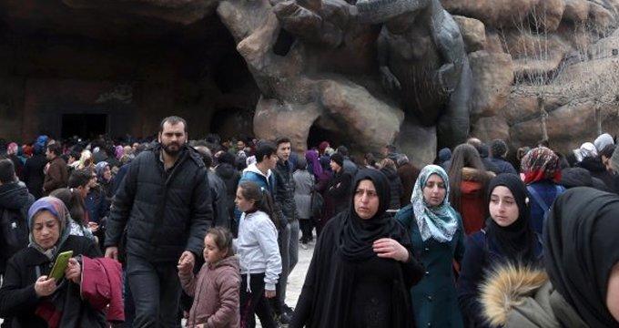 Açılışını Erdoğan yapmıştı! 4 günde 1 milyon 700 bin kişi ziyaret etti