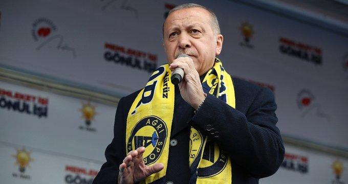 Erdoğan müjdeyi verdi! Dünyaca ünlü marka Ağrı'ya fabrika kuracak