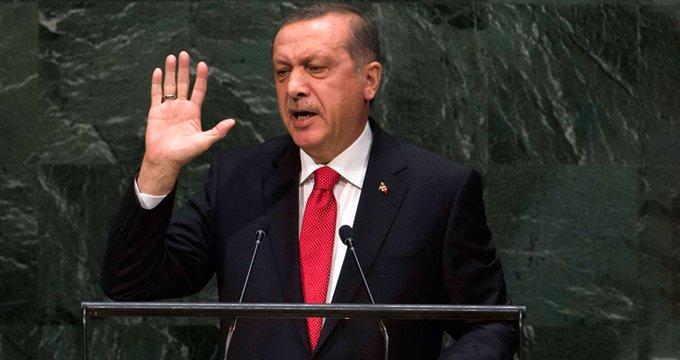 Erdoğan, patentini aldığı efsane sözünü başkasından duymuş