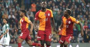 Galatasarayda deprem! Forvet krizi kapıda