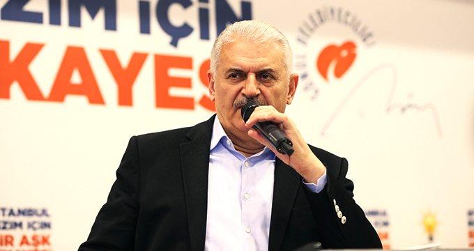 Yıldırım'dan vergi açıklaması: İstanbul'un payı artmalıdır