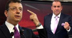 Erkan Tandan, Ekrem İmamoğluna skandal sözler!