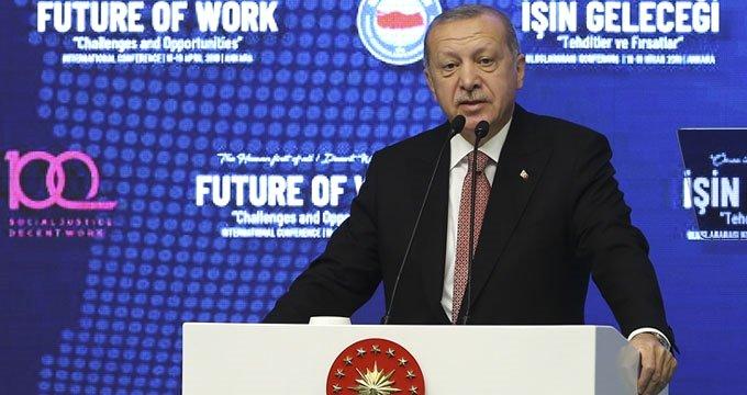 İmamoğlu'nun mazbatasını almasının ardından Erdoğan'dan sürpriz çıkış