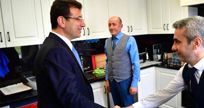 İşte İmamoğlu'nun belediyedeki ilk icraati: Bir dahakine aynı gelecek