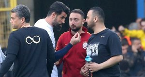 Volkan Demirelden Galatasaray ve Hasan Şaşa olay cevap