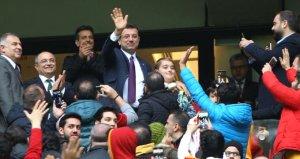 İmamoğlu, Galatasaray maçı sonrası açıklamalarda bulundu