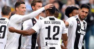 Juventus mutlu sona ulaştı! Şampiyonluğunu ilan etti