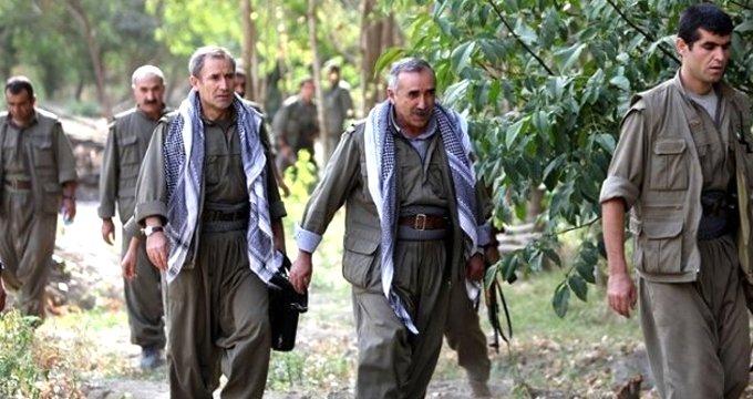 PKK'nın sözde elebaşları kadın yüzünden birbirine düştü