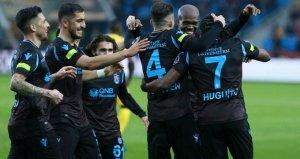 Trabzonspora yan bakılmıyor! 5te 5 yaptılar