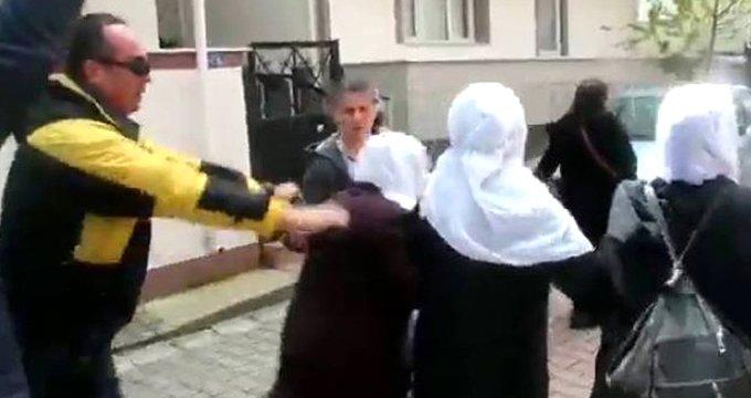 Valilik, polisin tepki çeken müdahalesi için harekete geçti