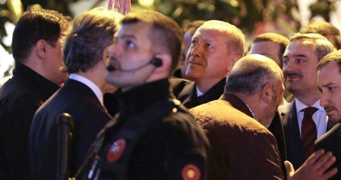 Erdoğan önce dinledi, sonra not aldı: Gereğini yapın!