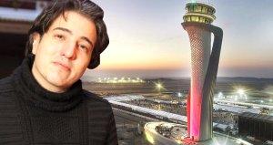Fazıl Saydan İstanbul Havalimanı ile ilgili dikkat çeken izlenim!