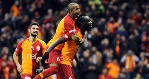 Galatasarayda Mbaye Diagne rekora koşuyor!