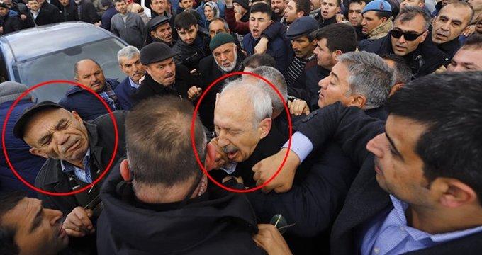 Kemal Kılıçdaroğlu'na yumruk atan saldırganın kim olduğu ortaya çıktı!