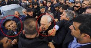 Kemal Kılıçdaroğluna yumruk atan saldırganın kim olduğu ortaya çıktı!